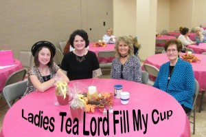 Lady's Meeting September 2017