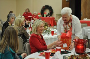 Unwrap the Gift Ladies Meeting 2016