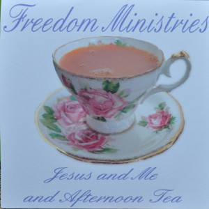 Jesus and Me and Afternoon Tea